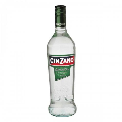 VERMOUTH CINZANO DRY 1757 LT1