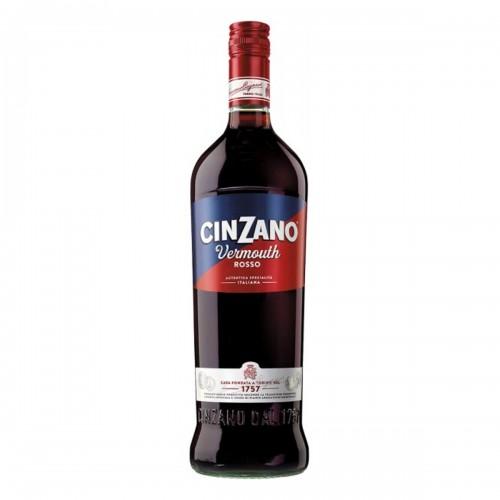 VERMOUTH CINZANO ROSSO LT1