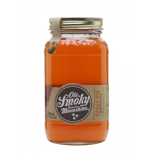 OLE SMOKY APPLE PIE TENNESEE MOONSHINE CL70