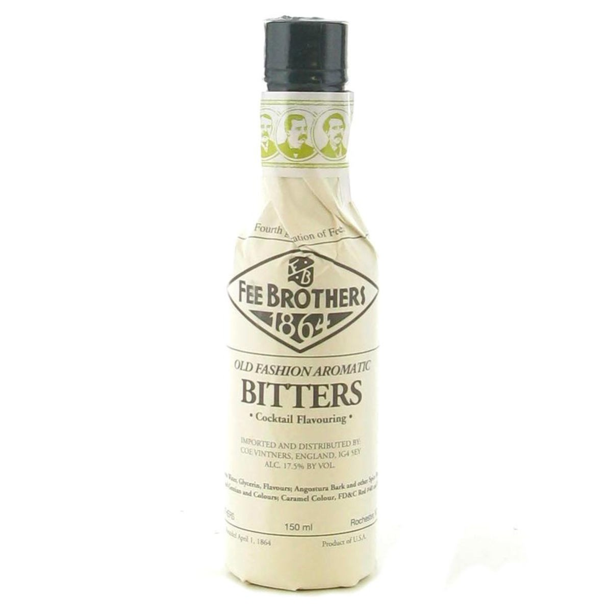 Fee Brothers Whiskey Barrel Aged Old Fashioned Bitters