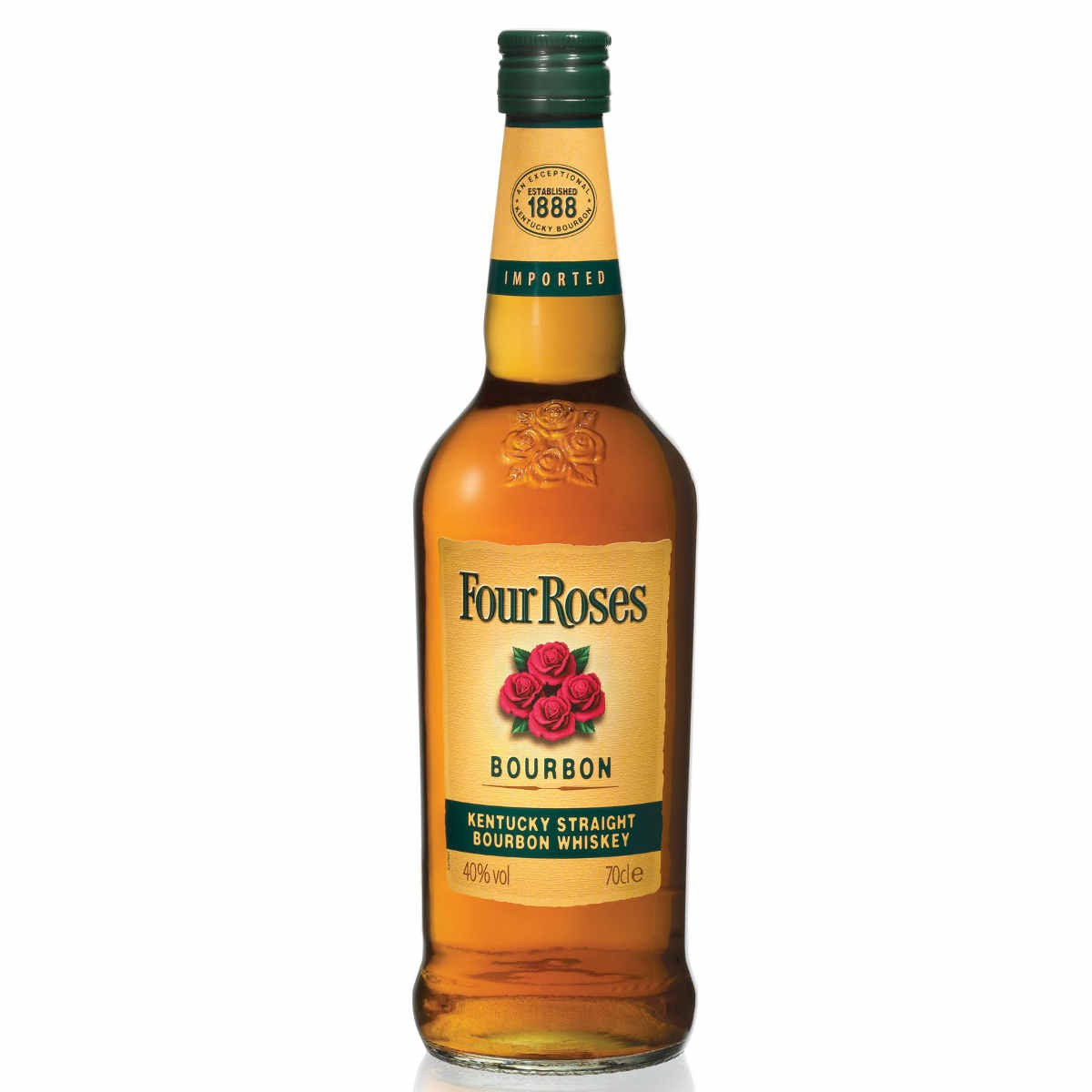 Bourbon four roses cl 70 8712838323757