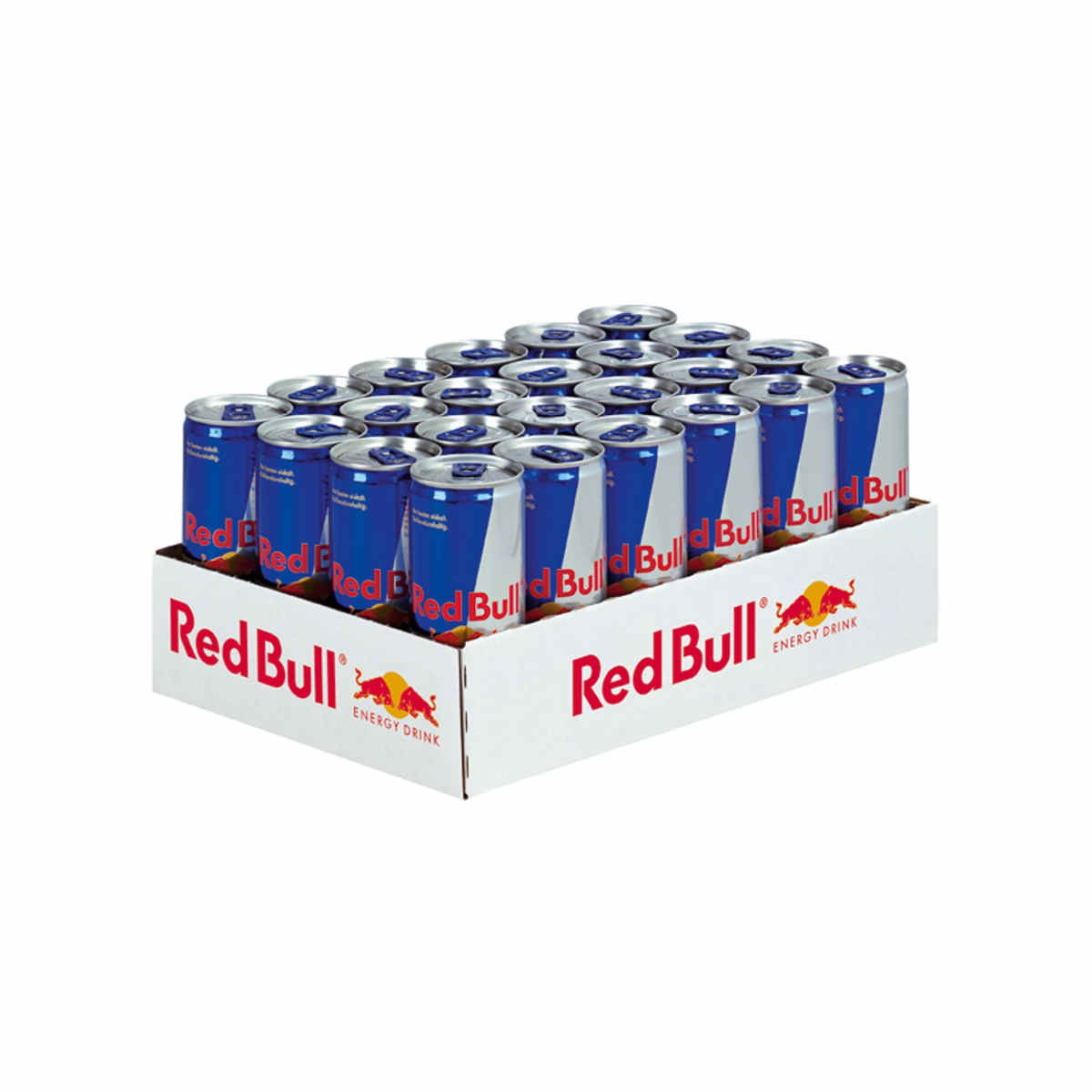 red bull energy drink lattina cl25 x 24 pz. Black Bedroom Furniture Sets. Home Design Ideas
