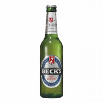 BIRRA BECK'S BLUE ANALCOLICA CL33