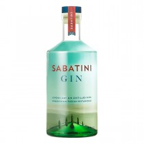 GIN SABATINI LONDON DRY DISTILLED CL70