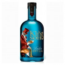 GIN THE KING OF SOHO LONDON DRY CL70