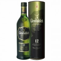 GLENFIDDICH SINGLE MALT SCOTCH WHISKY 12 ANNI CL70