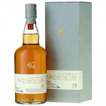 GLENKINCHIE SINGLE MALT SCOTCH WHISKY 12ANNI CL70
