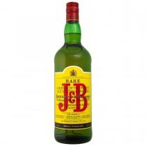 J&B BLENDED SCOTCH WHISKEY CL70