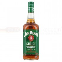 JIM BEAM CHOICE KENTUCKY STRAIGHT BOURBON WHISKY CL70