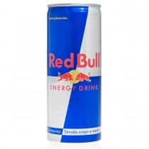 RED BULL ENERGY DRINK LATTINA CL25