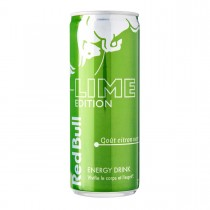 RED BULL ENERGY DRINK LIME LATTINA CL25