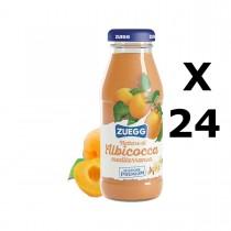 ZUEGG 200 ML. X 24 ALBICOCCA