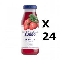 ZUEGG 200 ML. X 24 FRAGOLA