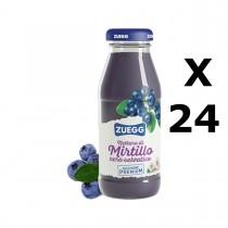 ZUEGG 200 ML. X 24 MIRTILLO