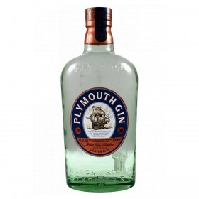 GIN PLYMOUTH 41.2° CL70