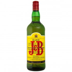 J&B BLENDED SCOTCH WHISKEY LT1