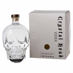 VODKA CRYSTAL HEAD CL70