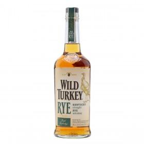 WILD TURKEY KENTUCKY STRAIGHT RYE WHISKEY 70CL