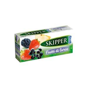SKIPPER SUCCO DI FRUTTA BRIK FRUTTI DI BOSCO CL20