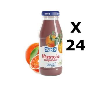 ZUEGG 200 ML. X 24 ARANCIA ROSSA (SANGUINELLA)