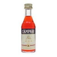 BITTER CAMPARI MIGNON CL4