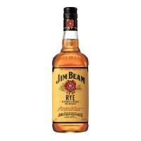 JIM BEAM KENTUCKY STRAIGHT RYE WHISKEY CL70